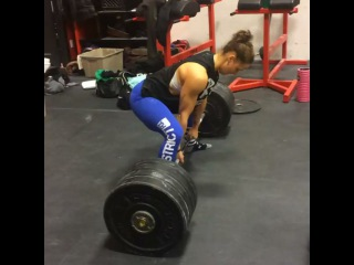 "Carol-Ann Reason Thibault on Instagram: ""400# deadlift PR for my birthday !! @crossfitgames @crossfit #FitToProve @district_rx #Crossfit #Deadlift #400 #likeagirl"""