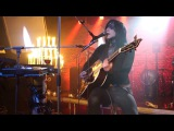 IAMX - Say Hello Melancholia (Acoustic) - live in Maastricht 29.03.2016