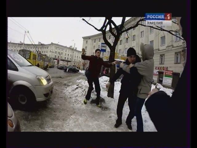 Стопхамовец получил ножевое ранение в Петрозаводске