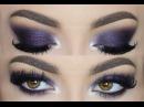 ♡ Purple Party ♡ Make Up Tutorial   Melissa Samways