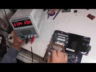 Ремонт Lenovo G560 три неисправности сразу Compal LA-5752P post 17 Часть 1