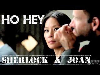 Sherlock Joan || You're My Sweetheart [Elementary]