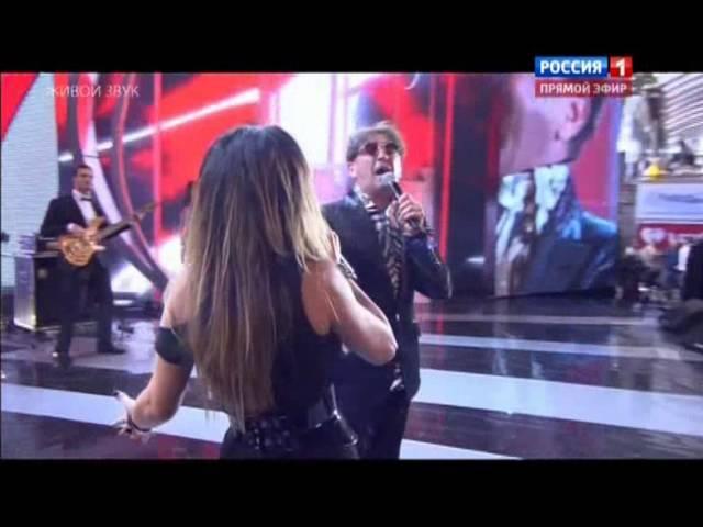 Премьера Ани Лорак Григорий Лепс Зеркала Новая Волна 2013