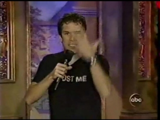 Джимми Киммел в прямом эфире/Jimmy Kimmel Live! (2003 - ...) Фрагмент (Дэйн Кук)