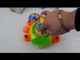 Видео обзор детская игрушка - Божья Коровка - Обучающая детская игрушка (kidtoy.in.ua)