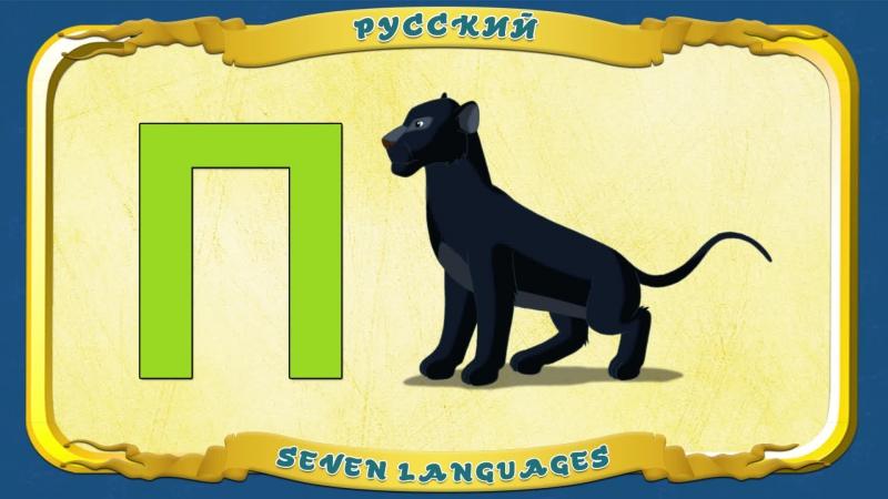 Multipedia - 7 languages - Panther