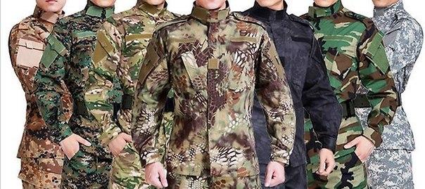 Зимняя Военная Одежда Нато