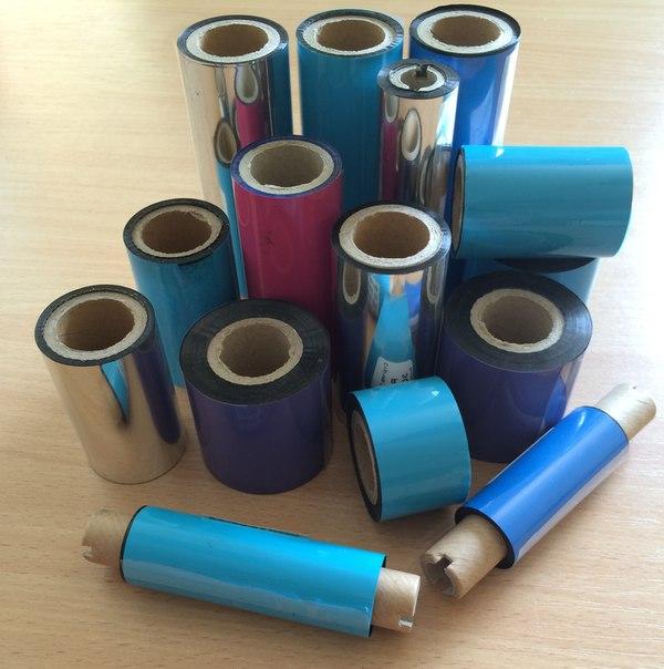 термоэтикетки для термотрансферной печати