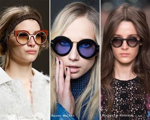 очки с круглыми линзами ленноны