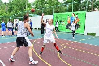 Открытый Кубок города Хабаровска по уличному баскетболу 2015