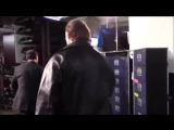 Behind the first appearance of Sting in WWE at Survivor Series'14 (Sting Into The Light DVD-BluRay)