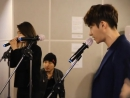 Musical Murder Ballad 2015 2016 Practice I Love NY Gahee as Sara Joo Jong hyuk as Tom