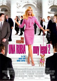 Legalmente rubia 2 (Legally Blonde 2) ()