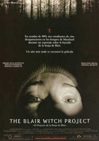 El proyecto de la bruja de Blair (The Blair Witch Project )
