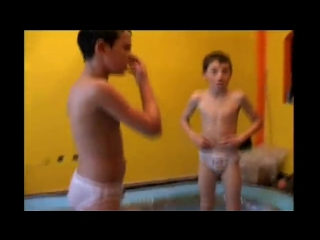 Boy Fights 08 - More Water Wiggles
