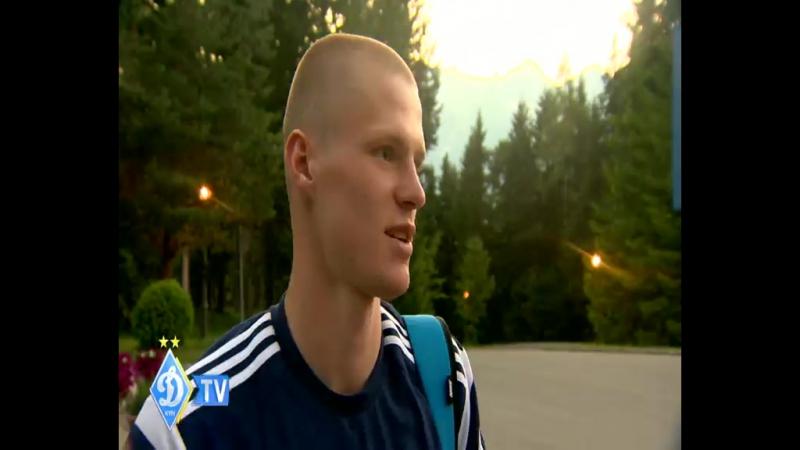 Микита БУРДА Хочу показувати добрий футбол