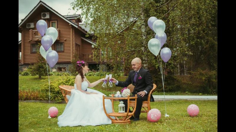 Наш свадебный клип...♥√V^√\~√V^√V в ритме Счастья√V^√\~√V^√V.♥