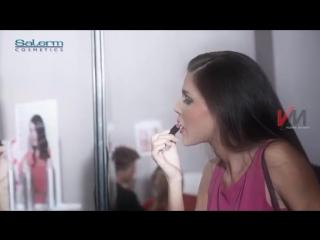 SALERM Peinado Maquillaje ___ Patrocinador Oficial Semana De La Moda Republica Dominicana