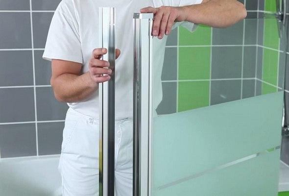 Ширма для ванной комнаты: оригинальные идеи для