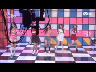 [MPD fancam] 150910 Red Velvet - Dumb Dumb M Countdown