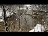 Миша на Л200 через Кермись едет