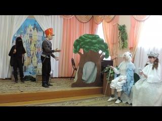 """Музыкальный спектакль """"Огниво"""" - 22.04.16. Сямженская детская школа искусств"""