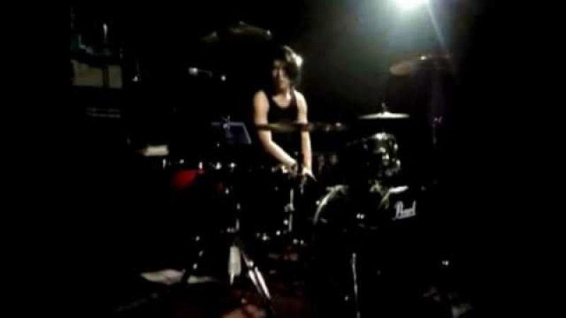 No Min Woo Playing Drums (Heartbeat - 2PM)