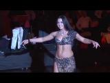 СТРАСТНЫЙ ВОСТОЧНЫЙ ТАНЕЦ ЖИВОТА танцует Алла Кушнир  Oriental Belly dance