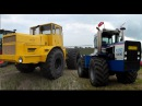 USA vs USSR-Tractor pulling -Ford vs Kirovets.