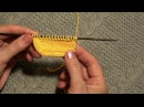 Как набрать петли с помощью полого шнура I CORD