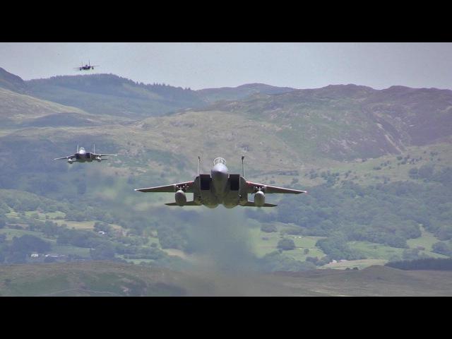 F-15C Grim Reapers, Low Level Mach-Loop