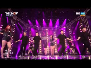 150707 Girl's Day (걸스데이) - Ring My Bell (링마벨) [Comeback Stage] 더쇼 @ THE SHOW