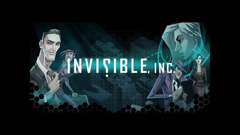 Invisible Inc. (Игра про секретных агентов)