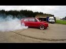 Speedhunters - V8 RWD Mk1 Golf