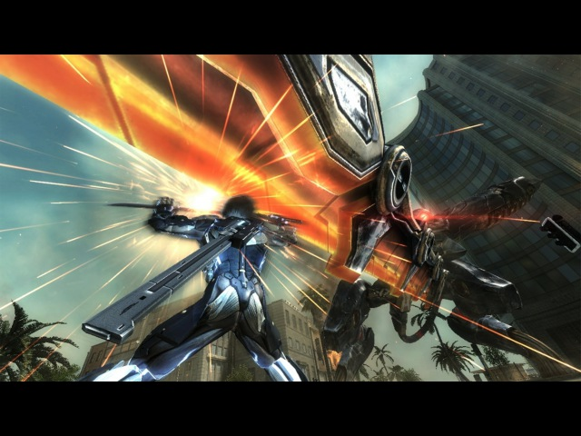 Metal Gear Rising Revengeance Mix - Rules Of Nature