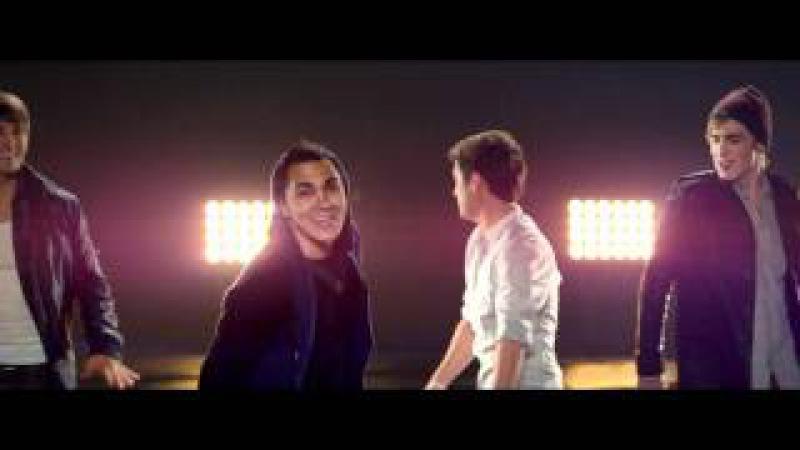 Big Time Rush - Music Sounds Better ft. Mann