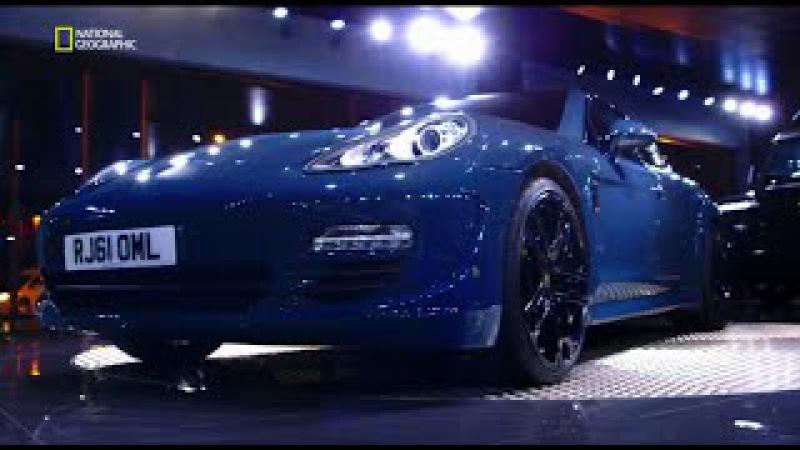 3.7. Настоящий суперкар - Порше Панамера / Supercar Megabuild - Porsche Panamera
