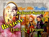 Эппл Вайт и Рейвен Квин School Spirit Обзор/Richi Richer/Dolls My Dreams