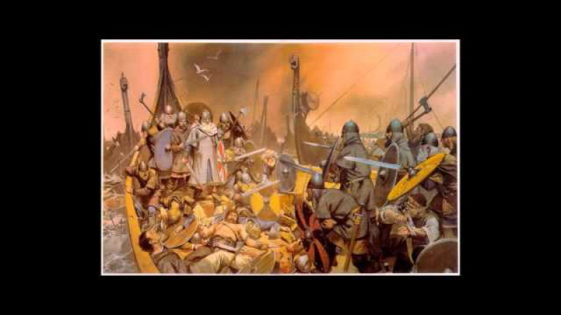 Гардарика - Один, к тебе мой путь. Песня Викингов(Vikings song)