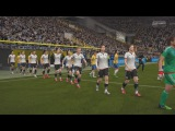 FIFA 16 Women Football Gameplay Germany vs Brazil Next-Gen Full HD Gameplay