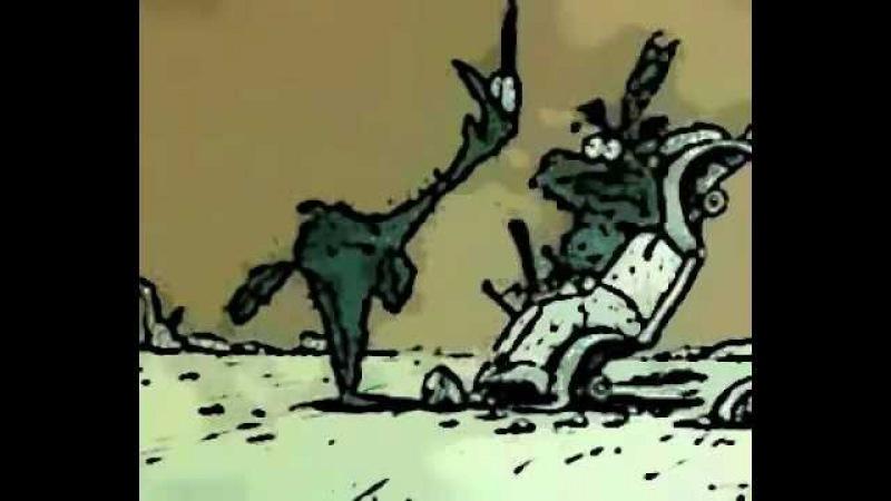 мультфильм Крылья ноги и хвост
