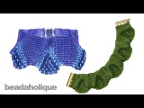 How to Do Peyote Bead Weaving with Various Sizes of Beads