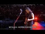 METALLICA - Nothing Else Matters (HD) espa