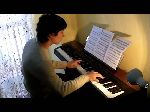 Roberto Cacciapaglia Oceano Piano Solo By Badicel Gabriel
