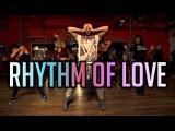 Rhythm Of Love feat Jade Chynoweth - Danity Kane Brian Friedman Choreography Millennium