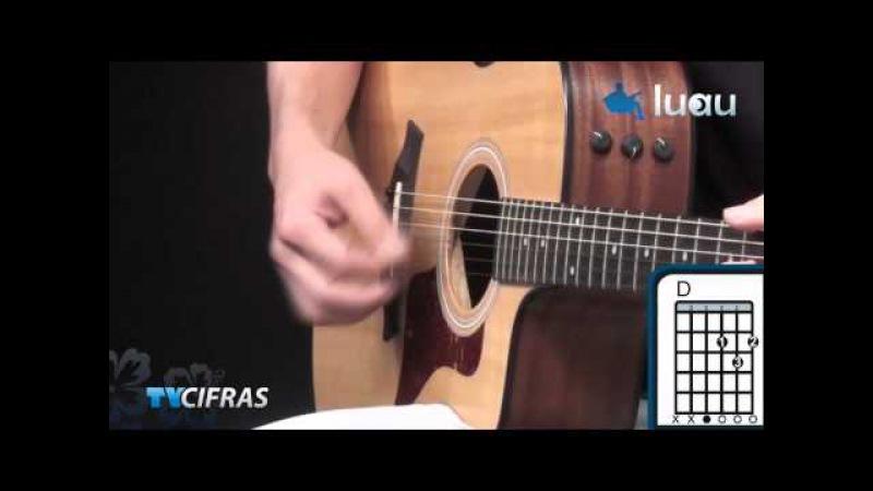 Hotel California - Eagles (aula de violão simplificada)