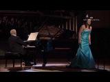 П.И. Чайковский ''Я ли в поле да не травушка была'' Анна Нетребко и Даниэль Баренбойм.