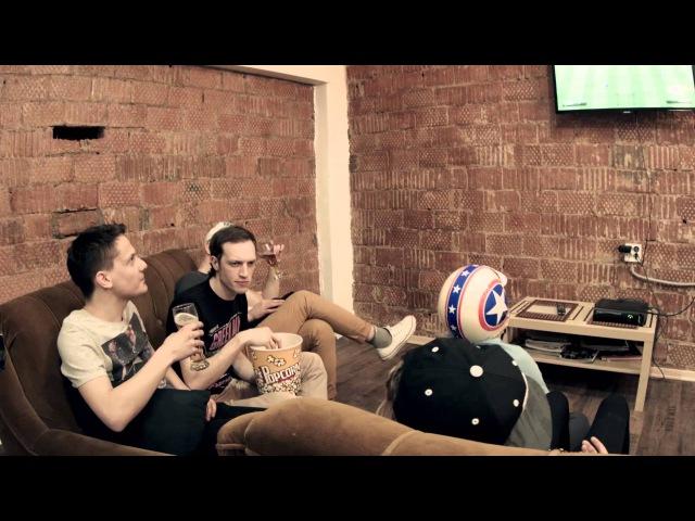 ПопКорн - Кокаиновая шлюха (клип)