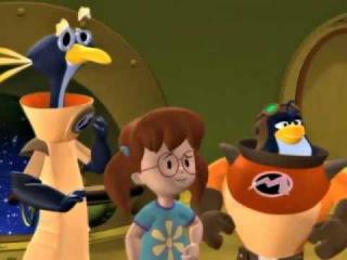 Сериал 3 2 1 Пингвины! 3 2 1 Penguins! Серия - 4