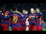 Обзор матча «Барселона» - «Ривер Плейт» ▷ Клубный чемпионат мира 20/12/15 [HD]